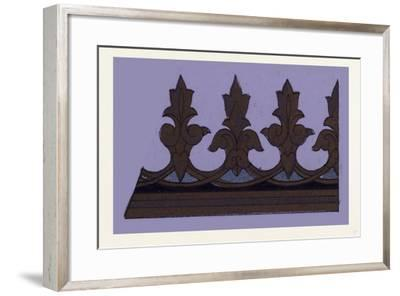 Turkish Ornament--Framed Giclee Print