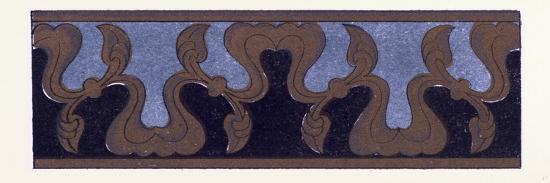Turkish Ornament--Giclee Print