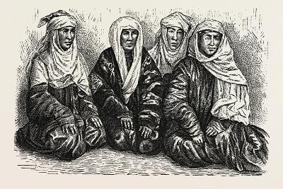 Turkoman Women--Giclee Print
