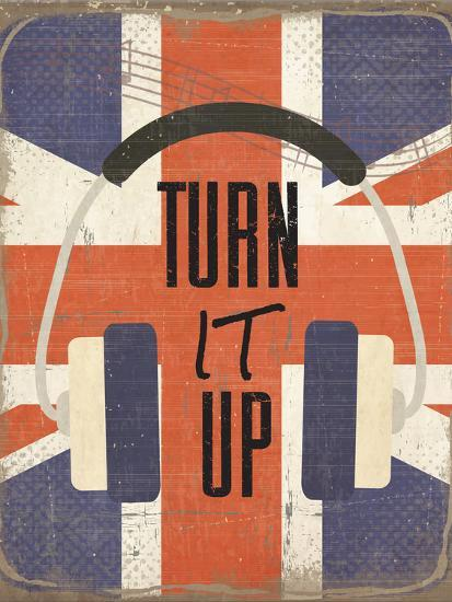 Turn It Up-ND Art-Art Print