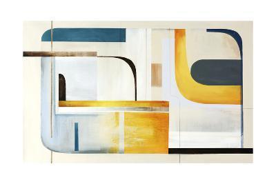 Turnabout-Sydney Edmunds-Giclee Print