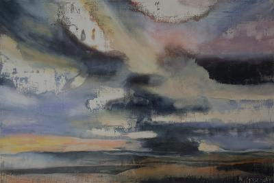 Turner in Translation 2, 2016, Oil and Shellac on Gesso Panel-Lou Gibbs-Giclee Print