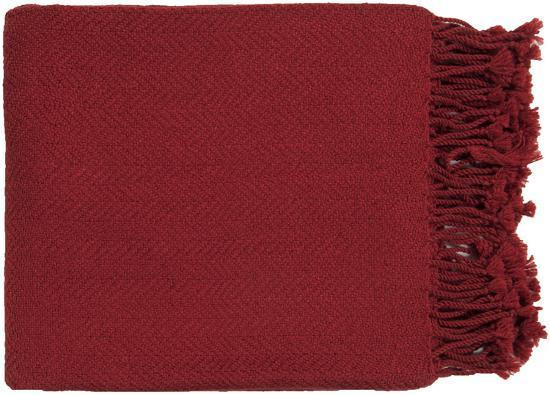 Turner Throw - Cherry--Home Accessories