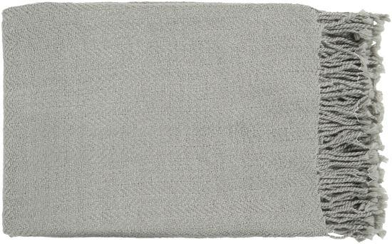 Turner Throw - Light Gray--Home Accessories