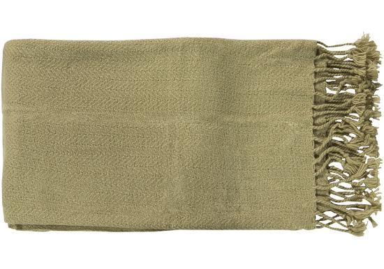Turner Throw - Moss--Home Accessories