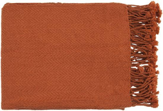 Turner Throw - Rust--Home Accessories