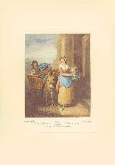 Turnips and Carrots, Ho-Francis Wheatley-Art Print