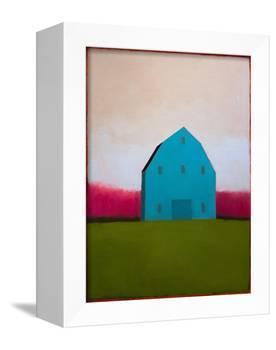 Turquoise Barn-Tracy Helgeson-Framed Stretched Canvas
