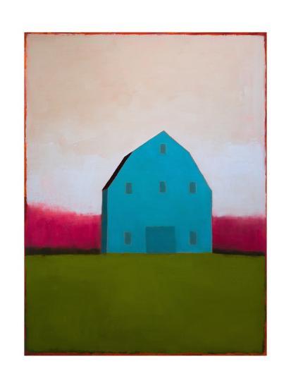 Turquoise Barn-Tracy Helgeson-Premium Giclee Print