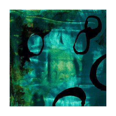 Turquoise Element I-Sisa Jasper-Art Print