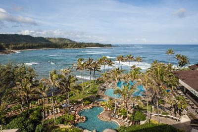 Turtle Bay Resort, North Shore, Oahu, Hawaii, United States of America, Pacific-Michael DeFreitas-Photographic Print