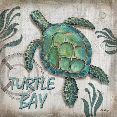 Turtle Bay-Todd Williams-Art Print