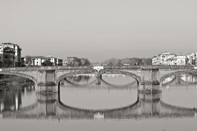Tuscan Bridge III-Rita Crane-Photographic Print