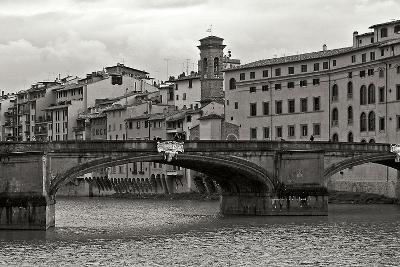Tuscan Bridge IV-Rita Crane-Photographic Print