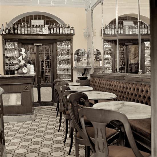 Tuscan Caffe #26-Alan Blaustein-Photographic Print