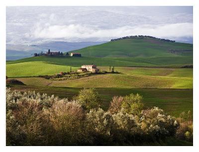 Tuscan Countryside-Vadim Ratsenskiy-Art Print