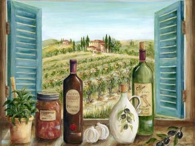 Tuscan Delights-Marilyn Dunlap-Art Print