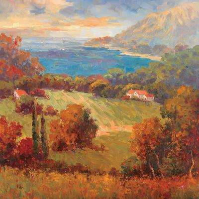 Tuscan Hill View-K^ Park-Art Print