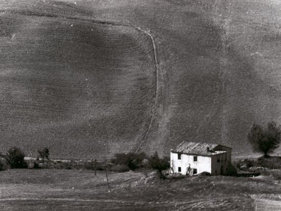 Tuscan Landscape-Vincenzo Balocchi-Photographic Print