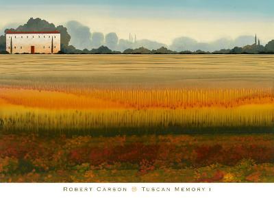 Tuscan Memory I-Robert Charon-Art Print