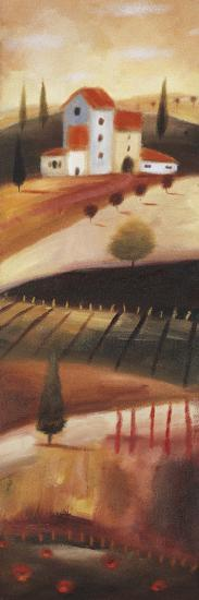 Tuscan Panel II-Ronald Sweeney-Giclee Print