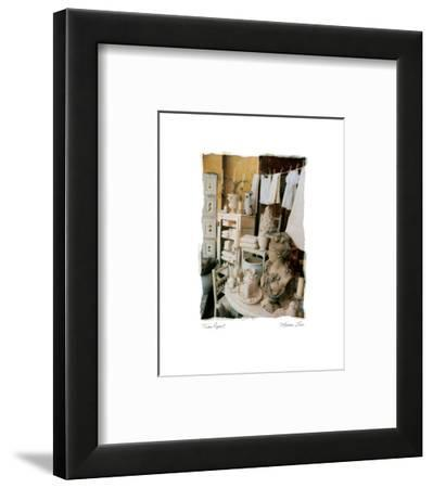 Tuscan Repose I-Maureen Love-Framed Photo