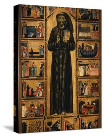 Altarpiece with Life of Saint Francis of Assisi