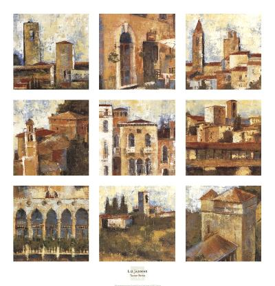 Tuscan Series-Liz Jardine-Art Print
