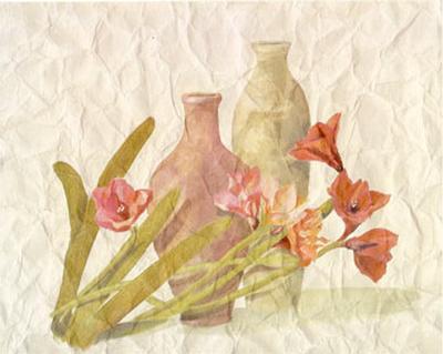 Tuscan Still Life I-Matilda Ellison-Art Print
