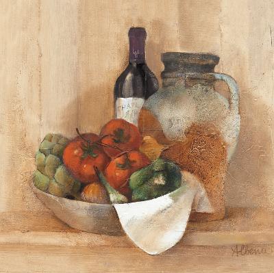 Tuscan Table III-Albena Hristova-Art Print