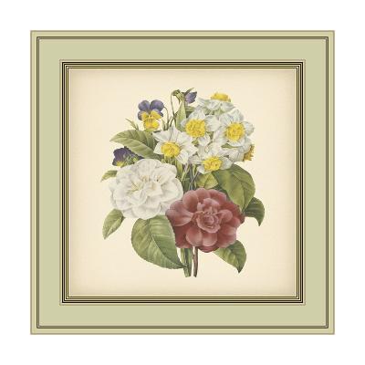 Tuscany Bouquet I-Vision Studio-Art Print