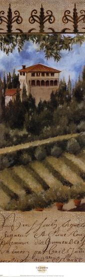 Tuscany Villa II-Liz Jardine-Art Print