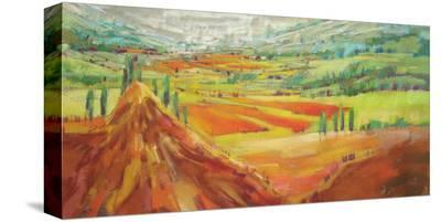 Tuscany--Stretched Canvas Print