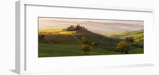 Tutte Le Strade Portano a Belvedere-Margarita Chernilova-Framed Photographic Print