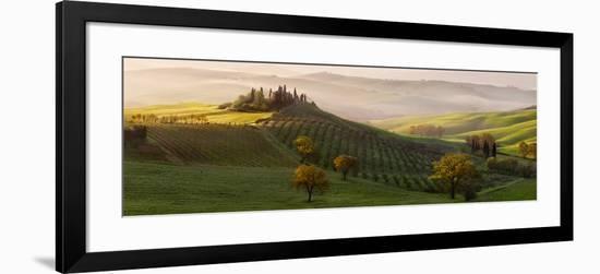 Tutte Le Strade Portano a Belvedere-Margarita Chernilova-Framed Premium Photographic Print