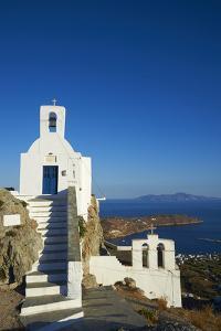 Agios Constantinos Church, Hora, Serifos Island, Cyclades, Greek Islands, Greece, Europe by Tuul