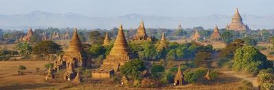 Bagan (Pagan), Myanmar (Burma), Asia by Tuul