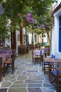 Driopida, Ancient Village, Kythnos, Cyclades, Greek Islands, Greece, Europe by Tuul