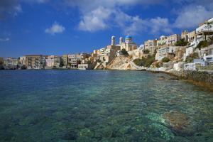 Ermoupoli (Khora), Syros Island, Cyclades, Greek Islands, Greece, Europe by Tuul