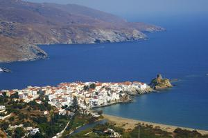 Hora, Andros Island, Cyclades, Greek Islands, Greece, Europe by Tuul