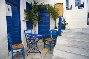 Kardiani Village, Tinos, Cyclades, Greek Islands, Greece, Europe by Tuul