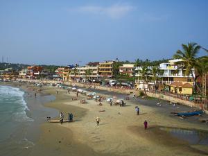 Kovalam Beach, Kerala, India, Asia by Tuul
