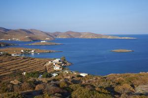Kythnos, Cyclades, Greek Islands, Greece, Europe by Tuul