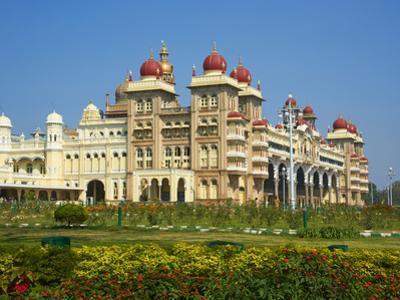 Maharaja's Palace, Mysore, Karnataka, India, Asia by Tuul