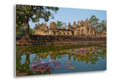Muang Tham Temple, Khmer Temple from Period and Style of Angkor, Buriram Province, Thailand