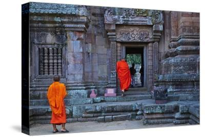Phanom Rung Temple, Khmer Temple from the Angkor Period, Buriram Province, Thailand