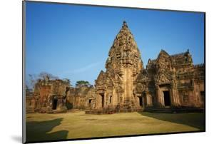 Phanom Rung Temple, Khmer Temple from the Angkor Period, Buriram Province, Thailand by Tuul
