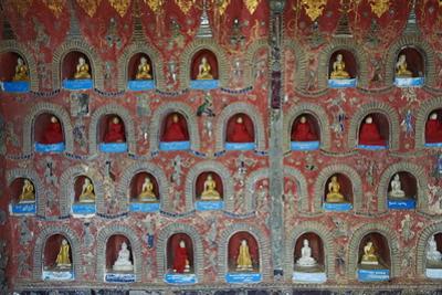 Shweyanpyay Monastery, Inle Lake, Shan State, Myanmar (Burma), Asia by Tuul