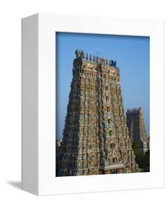 Sri Meenakshi Temple, Madurai, Tamil Nadu, India, Asia by Tuul
