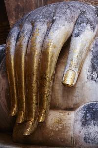 Wat Si Chum, Sukhothai Historical Park, Sukhothai, Thailand, Southeast Asia, Asia by Tuul